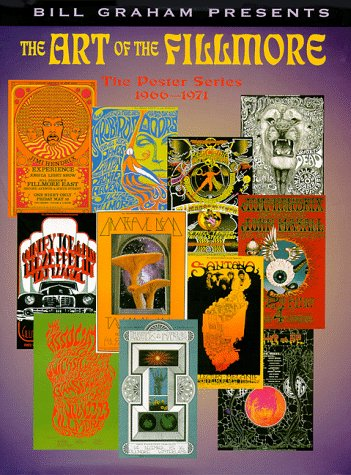 9781888358094: The Art of the Fillmore, 1966-1971