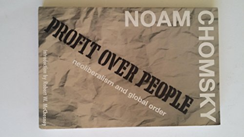 9781888363890: Profits Over People: Neoliberalism and the Global Order
