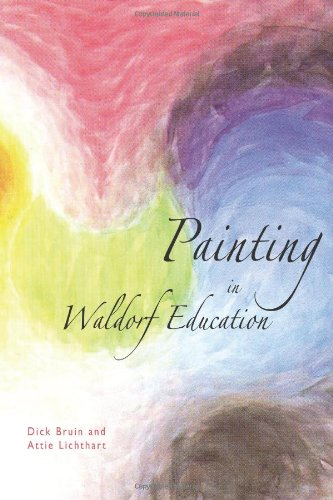 9781888365504: PAINTING IN WALDORF EDUCATION