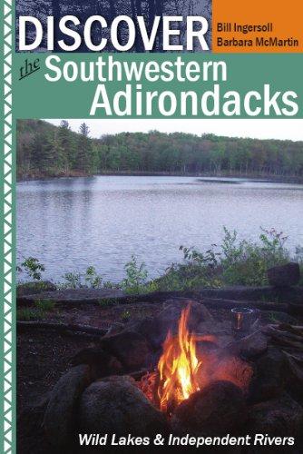 9781888374322: Discover the Southwestern Adirondacks