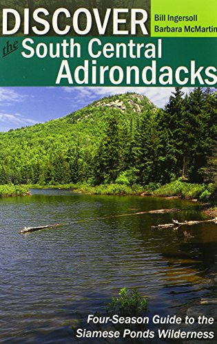 9781888374346: Discover the South Central Adirondacks