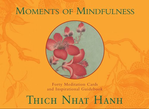 9781888375527: Moments of Mindfulness