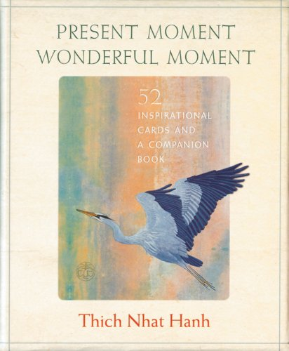 9781888375596: Present Moment Wonderful Moment: Mindfulness Verses for Daily Living