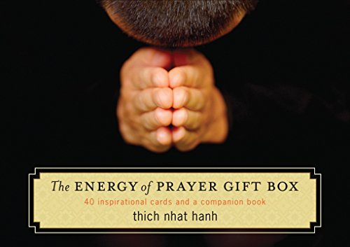 9781888375770: The Energy of Prayer Gift Box: 40 Inspirational Cards and a Companion Book (Book & Cards)