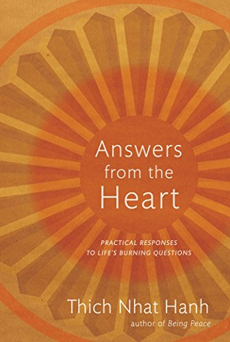 9781888375824: Answers from the Heart: Practical Responses to Life's Burning Questions