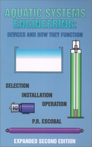 9781888381108: Aquatic Systems Engineering: Devices and How They Function
