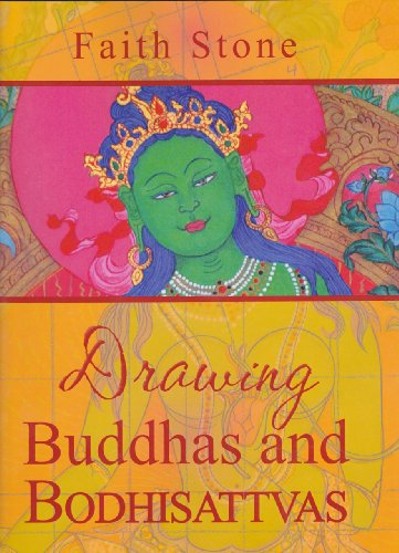 Drawing Buddhas and Bodhisattvas: Faith stone