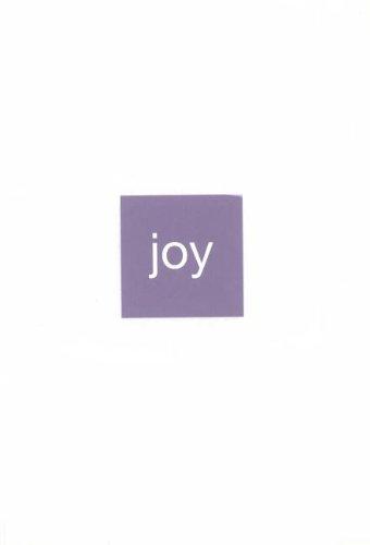 9781888387650: Joy (Good Life Series, 4)