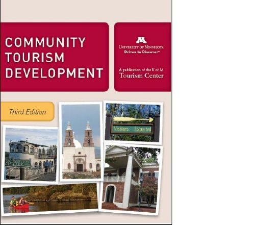 9781888440515: Community Tourism Development, 3rd edition