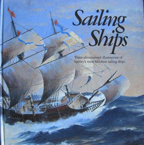 9781888443042: Sailing Ships: Pop-Up Book