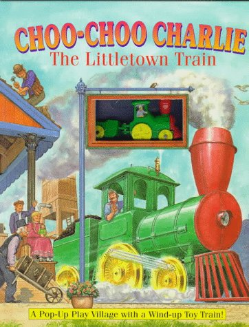 Choo-Choo Charlie: The Littletown Train: Welply, Michael (illustrations);