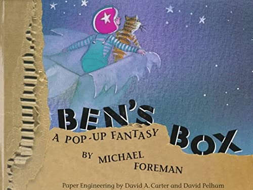 Ben's Box: A Pop-up Fantasy