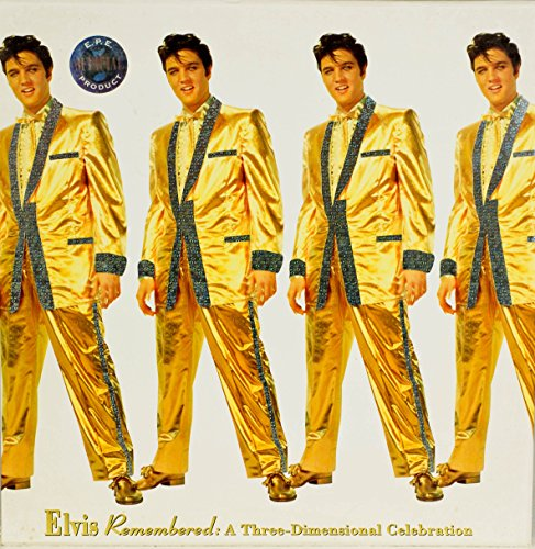 9781888443455: Elvis Remembered: A Three-Dimensional Celebration