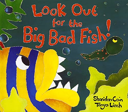 9781888444278: Look Out for the Big Bad Fish!