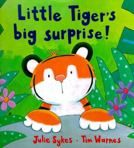 9781888444520: Little Tiger's Big Surprise