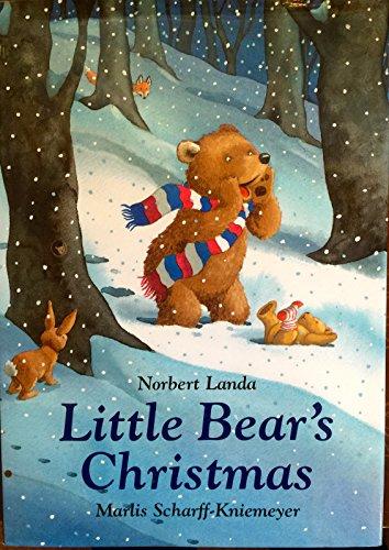 9781888444605: Little Bear's Christmas