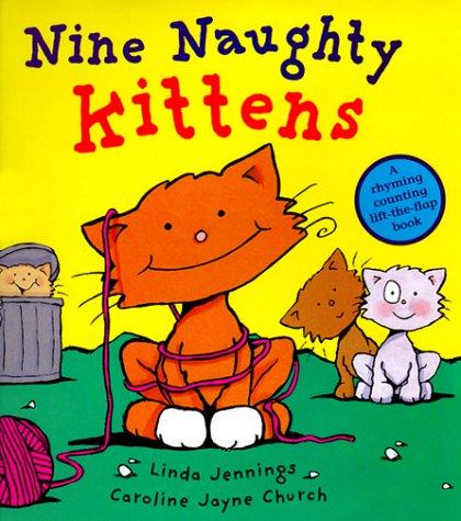 9781888444629: Nine Naughty Kittens