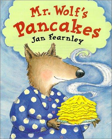 9781888444766: Mr.Wolf's Pancakes