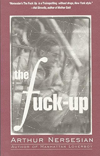 9781888451030: The Fuck-Up