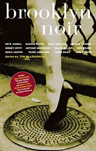Brooklyn Noir: Pete Hamill, Maggie