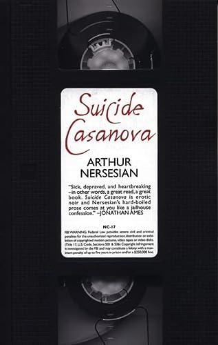 9781888451665: Suicide Casanova