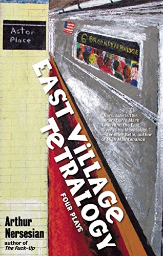 9781888451856: East Village Tetralogy: Four Plays