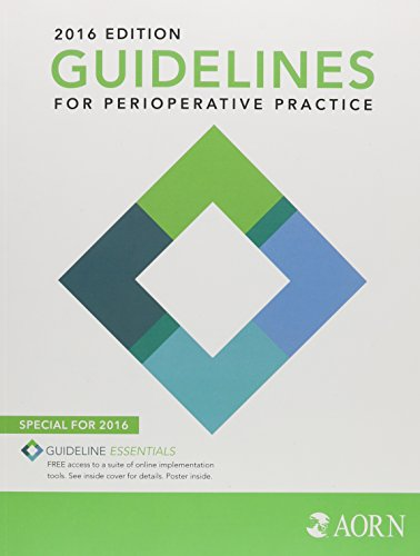 9781888460179: Guidelines for Perioperative Practice 2016