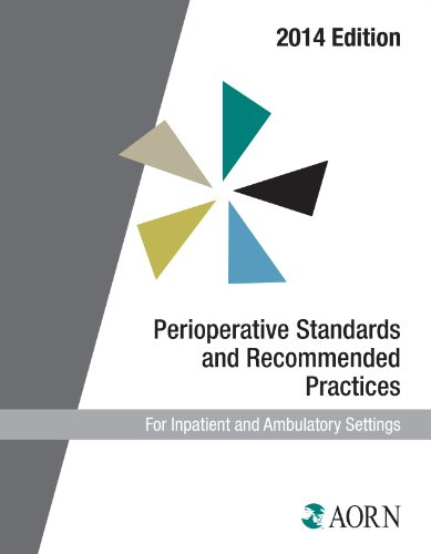 9781888460834: Perioperative Standards and Recommended Practices (2014 Edition) (Aorn Perioperative Standards and Recommended Practices)