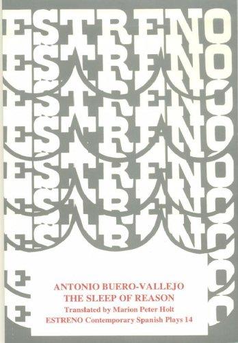 9781888463040: The Sleep of Reason: Translated of : El Sueno De LA Razon