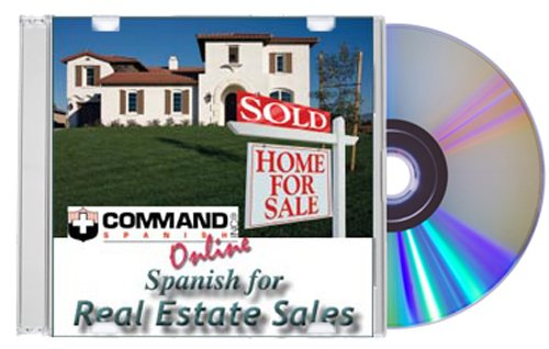 9781888467789: Spanish for Real Estate Sales (Audio CD)