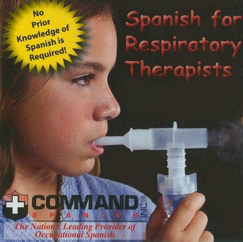 9781888467833: Spanish for Respiratory Therapists (Audio CD)