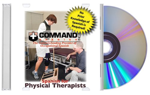 9781888467840: Spanish for Physical Therapy (Audio CD)