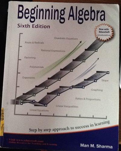 9781888469929: Beginning Algebra