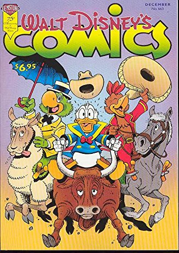 Walt Disney's Comics & Stories #663 (Walt Disney's Comics and Stories) (No. 663) (9781888472035) by Van Horn, William; Rosa, Don