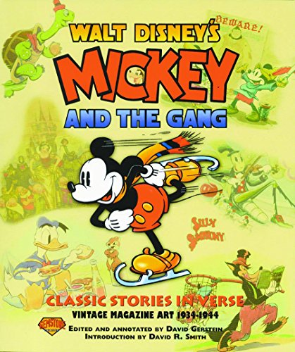 Mickey And The Gang: Classic Stories In Verse: Gerstein, David