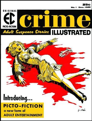 EC Picto Fiction Library Complete Box Set (Titles: Terror, Crime, Confessions, Shock) (Set of 4): ...