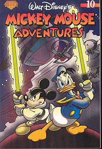 9781888472325: Mickey Mouse Adventures Volume 10 (v. 10)