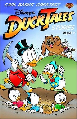 9781888472363: Disney Presents Carl Barks' Greatest Ducktales Stories Volume 1