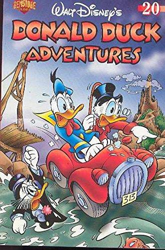 Donald Duck Adventures Volume 20 (Walt Disney's Donald Duck Adventures) (No. 20) (1888472499) by Michael T. Gilbert; Stefan Petrucha; John Blair Moore