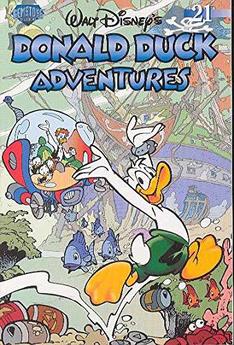 Donald Duck Adventures Volume 21 (No. 21) (1888472502) by Michael T. Gilbert; Stefan Petrucha