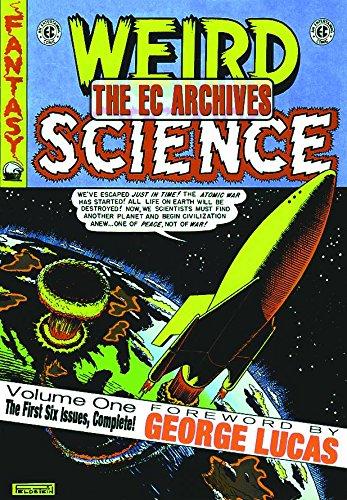 EC Archives: Weird Science Volume 1 (Weird Science: Fantasy): Feldstein, Al