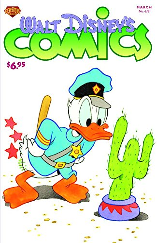 Walt Disney's Comics And Stories #678 (No. 678) (1888472626) by William Van Horn; Floyd Gottfredson; Carl Buettner; Carl Barks; Bill Walsh; Michael T. Gilbert; Dick Kinney
