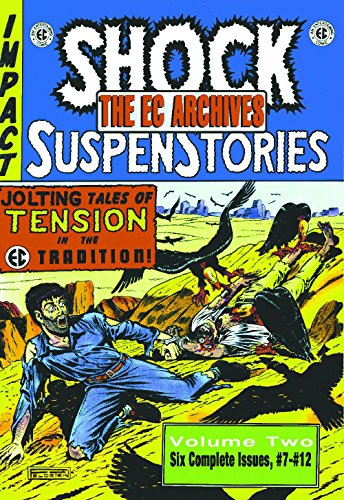 9781888472707: The EC Archives: Shock Suspenstories Volume 2 (v. 2)