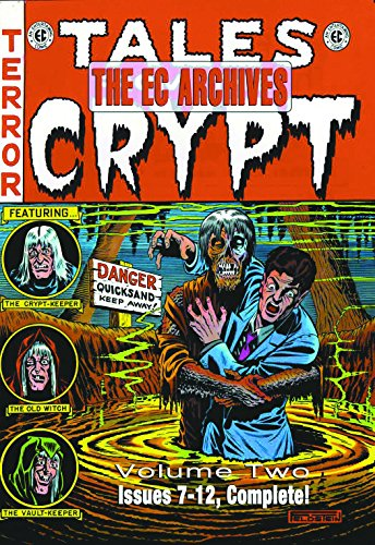 9781888472714: The EC Archives: Tales From The Crypt Volume 2 (v. 2)