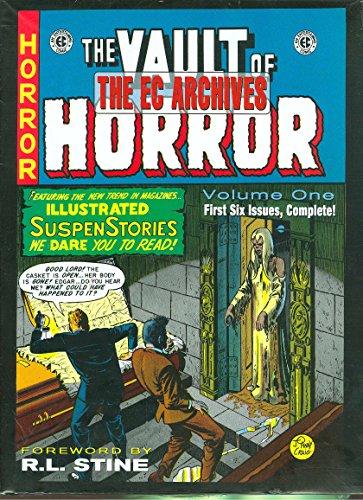 9781888472738: The EC Archives: Vault Of Horror Volume 1
