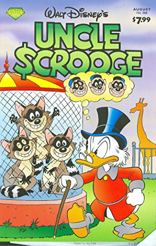 Uncle Scrooge #368 (Walt Disney's Uncle Scrooge) (No. 368) (1888472820) by Janet Gilbert; Evert Geradts; Stefan Petrucha