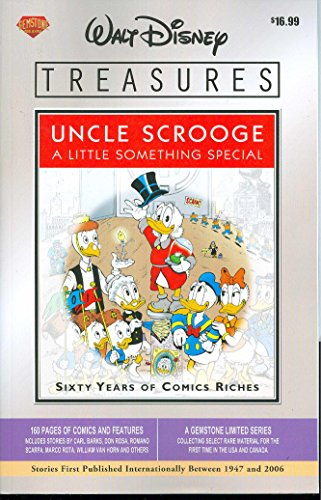 9781888472882: Walt Disney Treasures - Uncle Scrooge: A Little Something Special