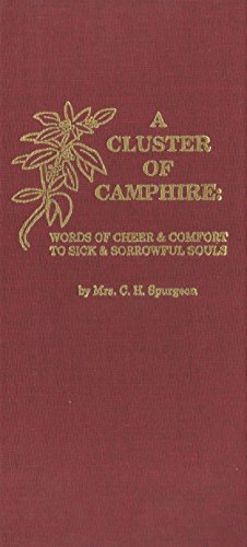 9781888514315: A Cluster of Camphire