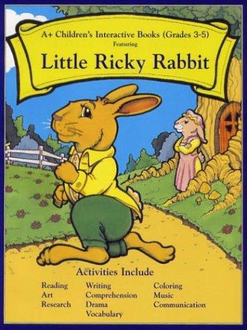 9781888527063: Little Ricky Rabbit Grades 3-5