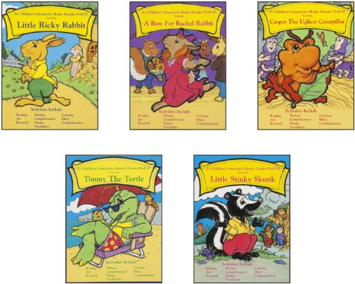 9781888527339: A + Books For Kids Come With Kids' Activities, Research, Writing, Reading, Comprehension, Vocabulary, Coloring Pages, Children's Stories, Communication Skills-These Books are for Kids Grades Pre-K-2.. (A+ Children's Interactive Books of Excellence)